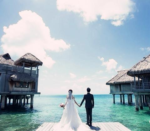 童话浪漫婚纱照的拍摄攻略