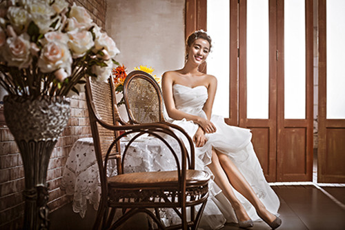 准新娘婚前美白小技巧