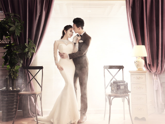 纽约丽致婚纱影像美学馆